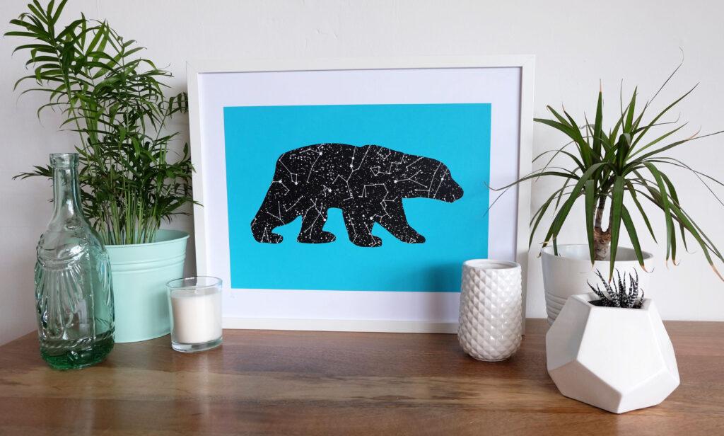 Ink & Bear - Leeds based screen printer